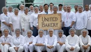 Happy Crew at United Bakery
