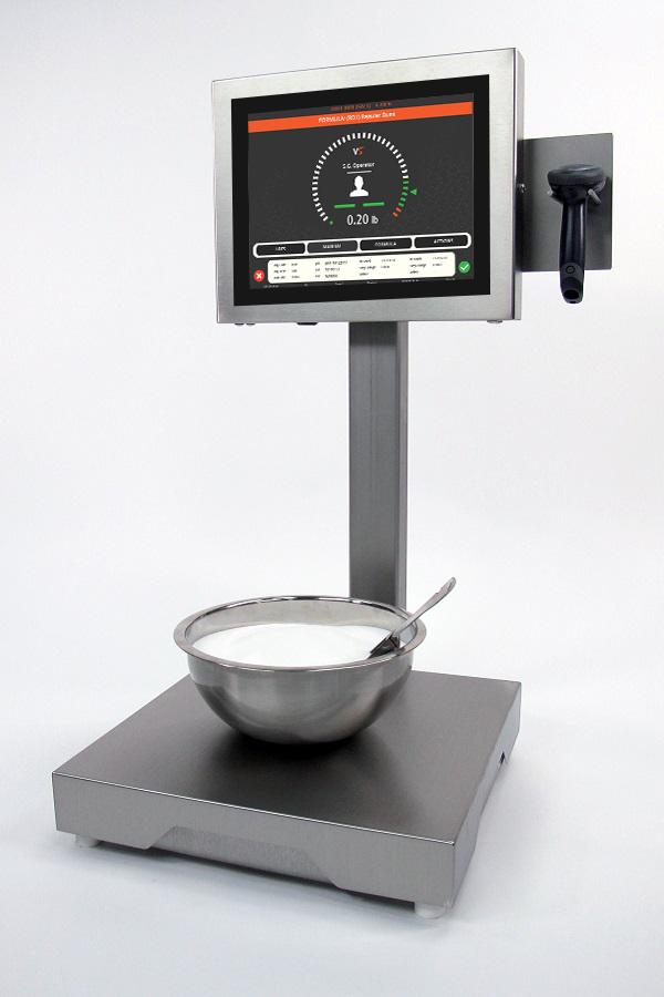 V5 Formula Control Scale System