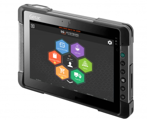 Cycle Counting Mobile Tablet